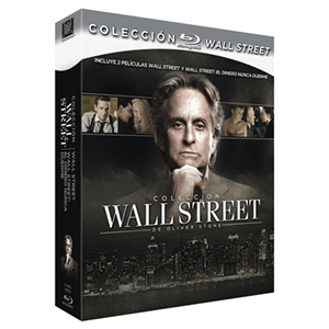 Coleccion Wall Street 1 + Wall Street 2