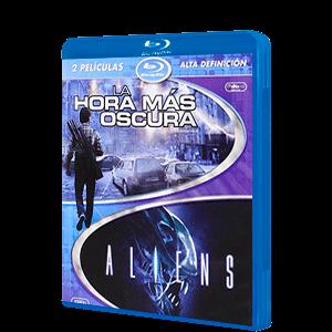 Pack La Hora Mas Oscura + Aliens