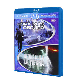 Pack La Hora Mas Oscura + Ultimatum A La Tierra