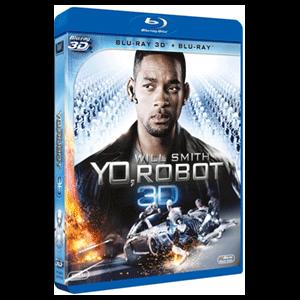 Yo, Robot + 3D