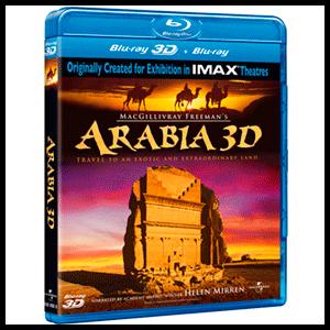 Imax: Arabia + 3D