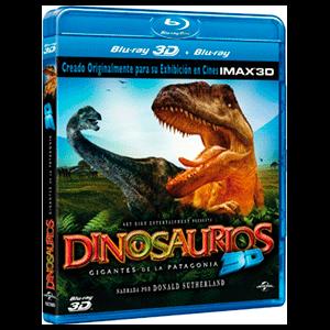 Imax: Dinosaurios De La Patagonia + 3D