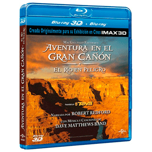 Imax: La Aventura Del Gran Cañon + 3D