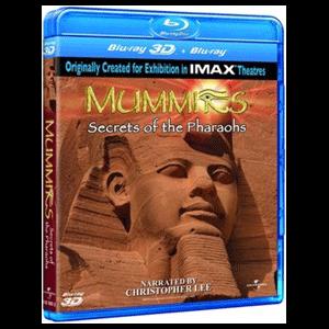 Imax: Momias - El Secreto De Los Faraones + 3D