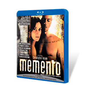 Memento Bluray + DVD