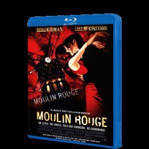 Moulin Rouge + Copia Digital (Combo)