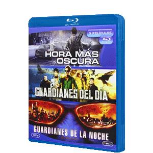 Pack La Hora Mas Oscura+Guardia Dia+Guardia Noche