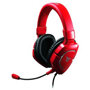 Auriculares Tritton AX180 Rojos PS3/PS4/X360/PC