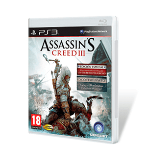 Assassin's Creed III Edicion Especial