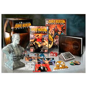 Duke Nukem Forever: Edicion Pelotas de Acero