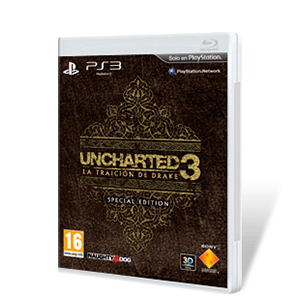 Uncharted 3: La Traición de Drake (Ed. Esp.)