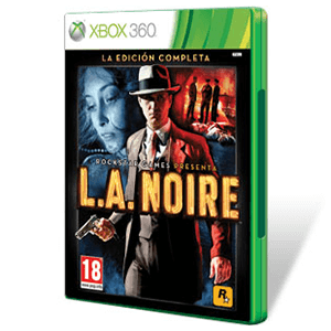 L.A. Noire (Edicion Completa)