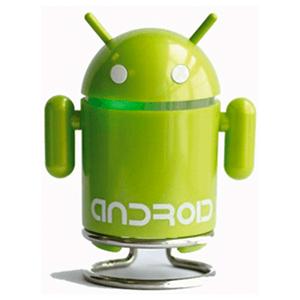 Altavoz iRobot Android + MP3 + radio FM