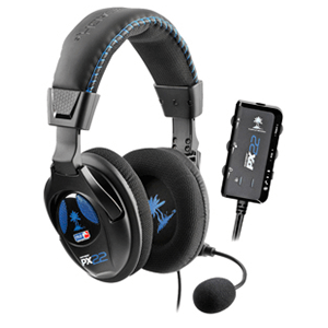 Auriculares Turtle Beach Ear Force PX22