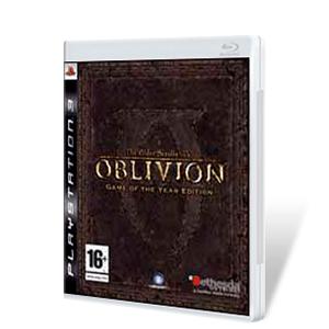 The Elder Scrolls IV: Oblivion GOTY (juego+exp)