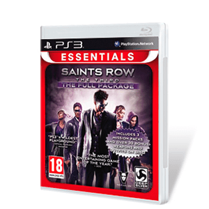 Saints Row: The Third Essentials