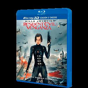 Resident Evil: Venganza + 3D