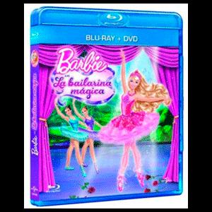 Barbie En La Bailarina Magica (Combo)