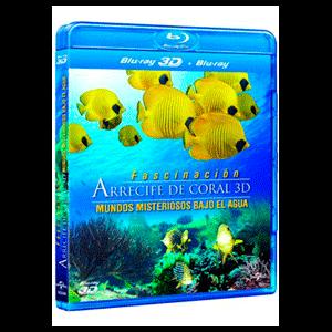 Arrecife De Coral: Mundos Misteriosos Bajo Agua+3D
