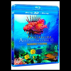 Arrecife De Coral: Cazadores Y Cazados + 3D