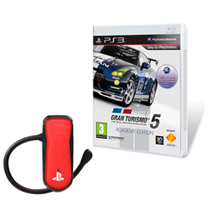 Headset Bluetooth 4Gamers + GT Academy