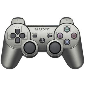 Controller Sony Dualshock 3 Metallic Grey