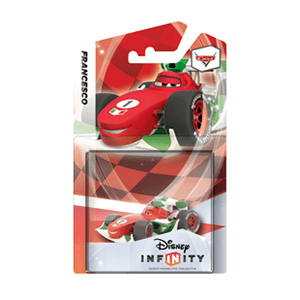 Disney Infinity Cars: Francesco