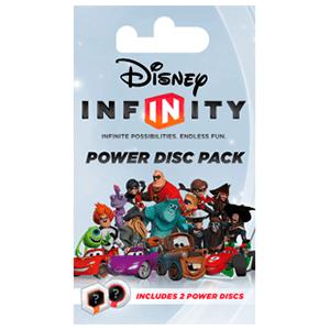 Disney Infinity Power Discs Pack (2 Discos)