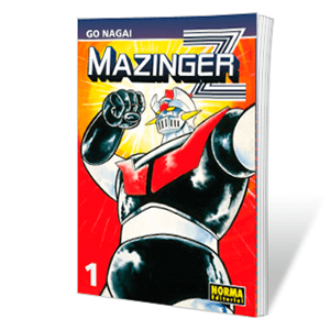 Mazinger Z Vol. 1 (Go Nagai)