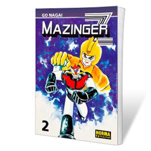 Mazinger Z Vol.2  (Go Nagai)