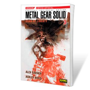 Metal Gear Solid 3 Sons Of Liberty (Ashley y Kris)