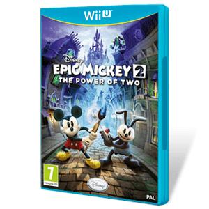 Epic Mickey: El Poder de dos Héroes