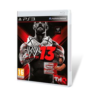 WWE 13 Edición Mike Tyson