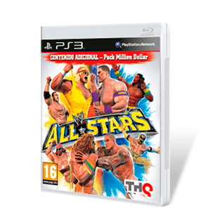 WWE All Stars (Million Dollar Pack)