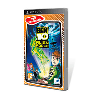 Ben 10 Alien Force Essentials