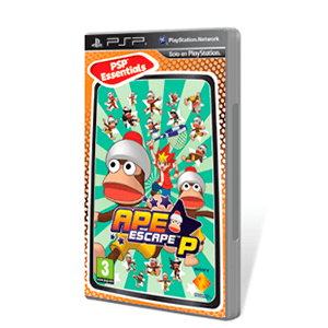 Ape Escape (Essentials)