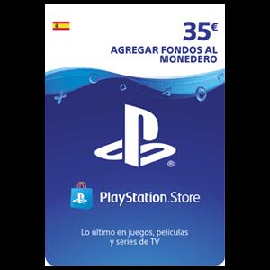 Tarjeta prepago PSN 35€