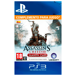 Assassin's Creed III: Season Pass