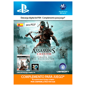 Assassin's Creed III: The Infamy (Add-On)
