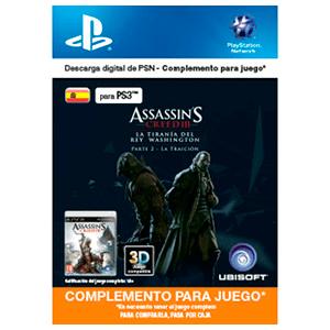 Assassin's Creed III The Betrayal (Add-On)