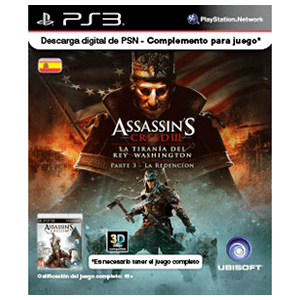 Assassin's Creed III The Redemption (Add-On)