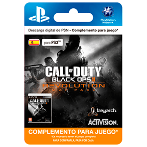 Call of Duty Black Ops II- Revolution (Add-On)