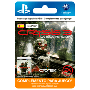 CRYSIS 3: The Lost Island  (Add-On)