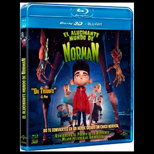 El Alucinante Mundo De Norman 3D + 2D