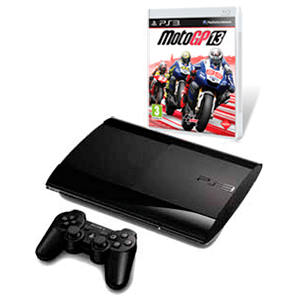 Playstation 3 Slim 500Gb + Moto GP 2013