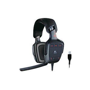 Logitech G35 Surround - Auriculares Gaming