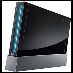 Wii Original Negra