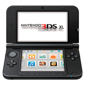 Nintendo 3DS XL Negra