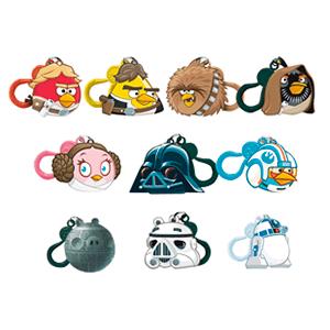 Llavero Angry Birds Star Wars