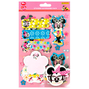 Stickers Accesory Pack Minnie